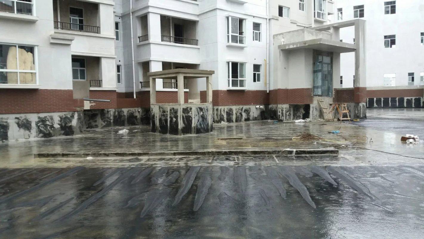 云南临沧安置小区地下车库防穿刺工程