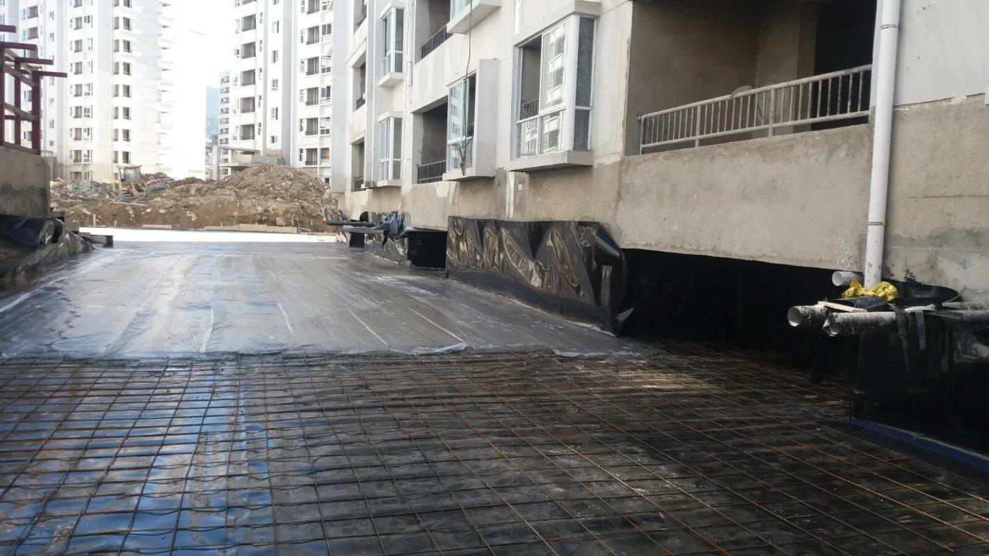 云南临沧安置小区地下车库防穿刺工程  穿刺工程案例 第2张