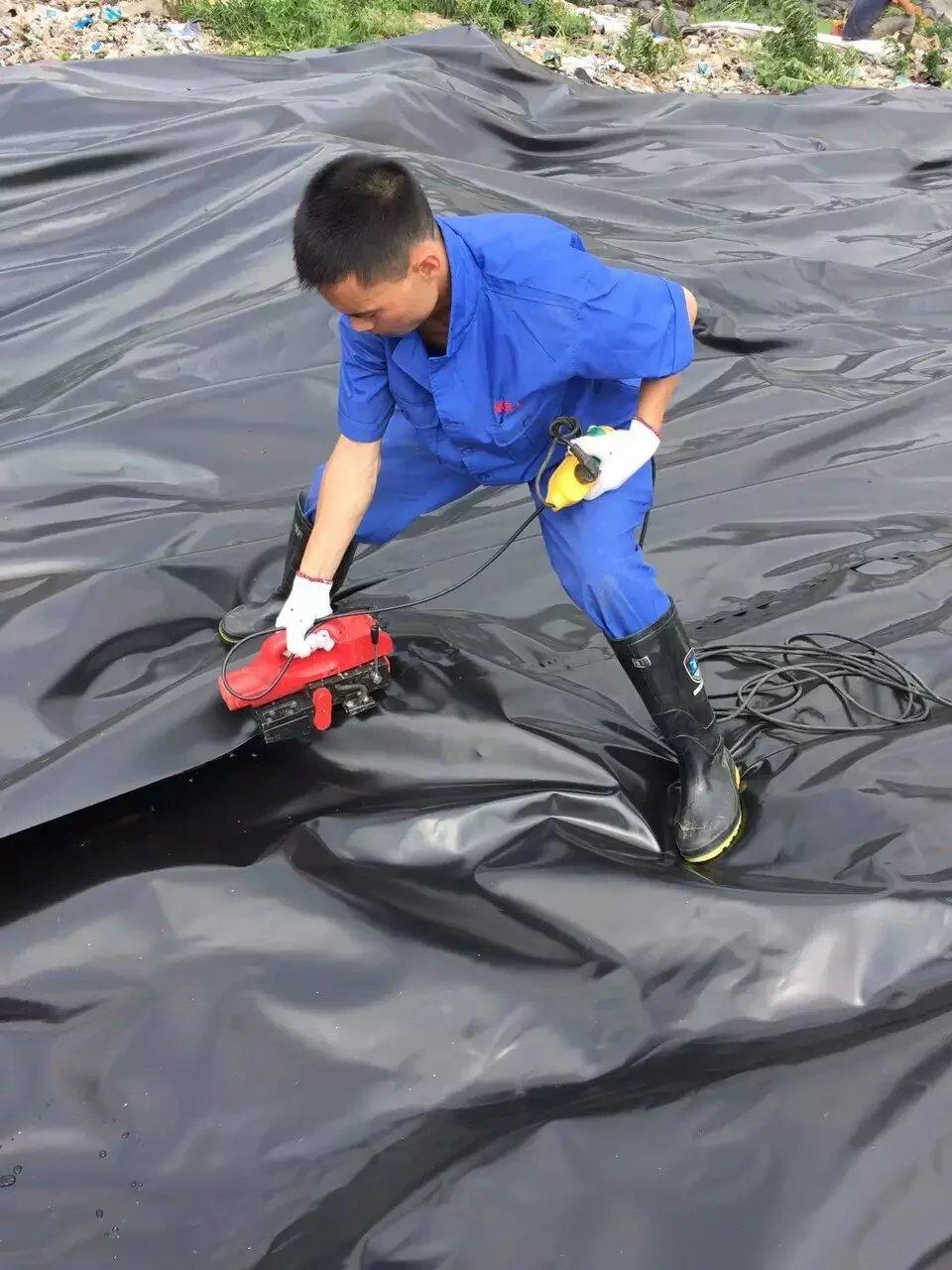 柳州立冲沟城市垃圾填埋场覆盖工程  垃圾填埋场案例 第2张