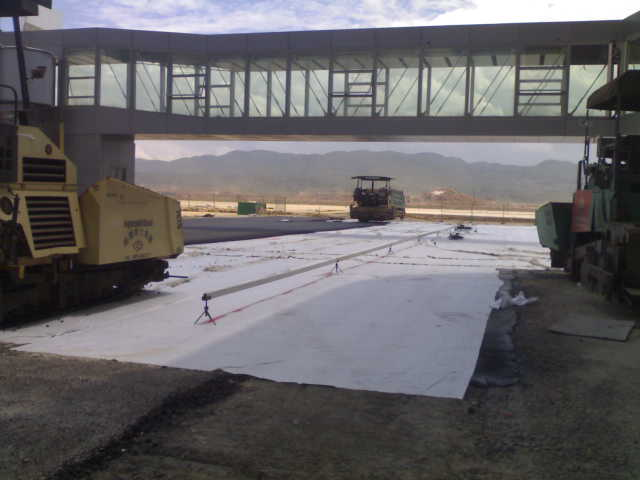 昆明长水机场  机场土工布 第7张