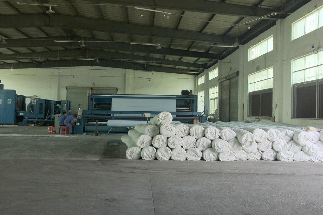 土工布生产设备  第3张