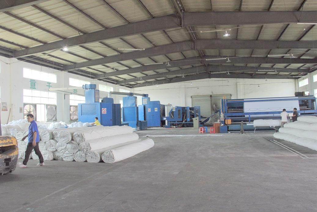 土工布生产设备  第4张