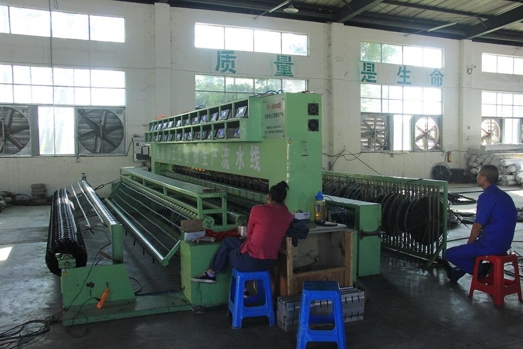 土工格栅生产设备  土工格栅生产 第3张