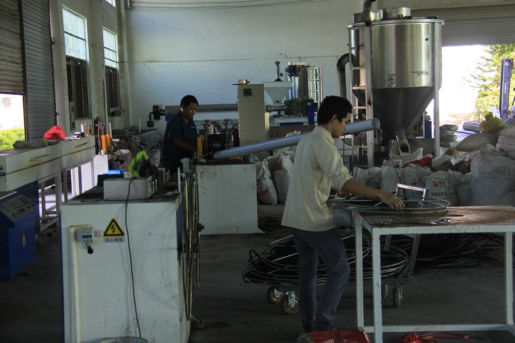 土工格栅生产设备  土工格栅生产 第7张