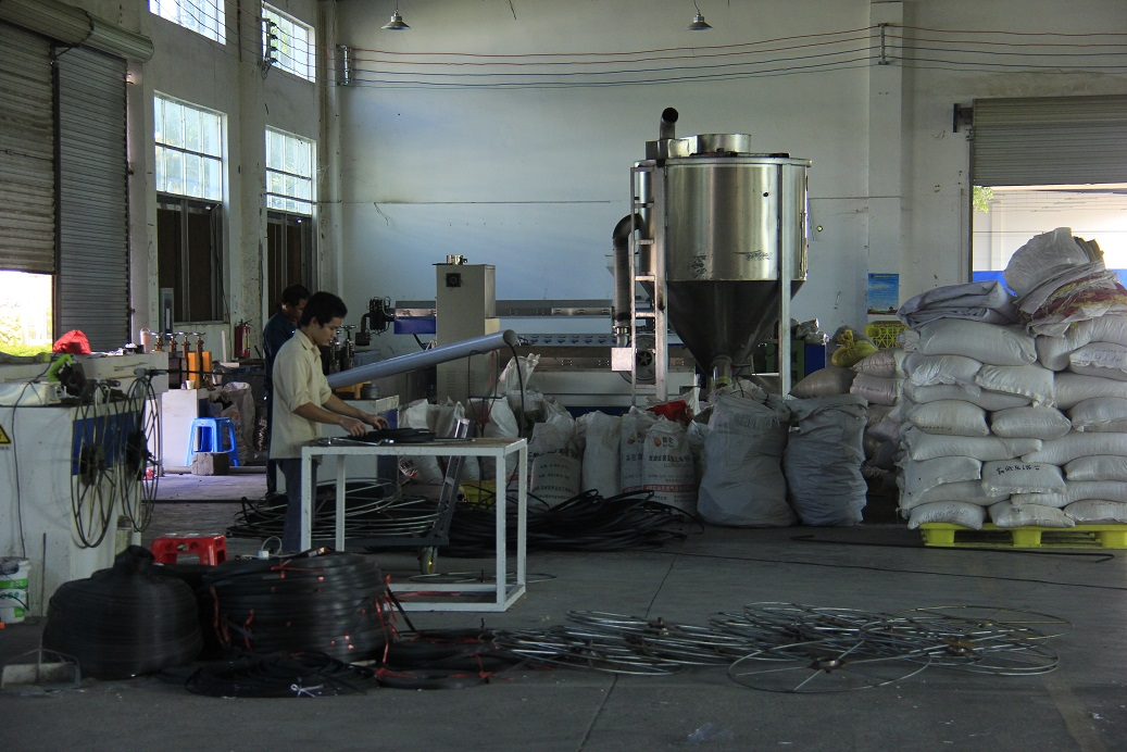 土工格栅生产设备  土工格栅生产 第6张