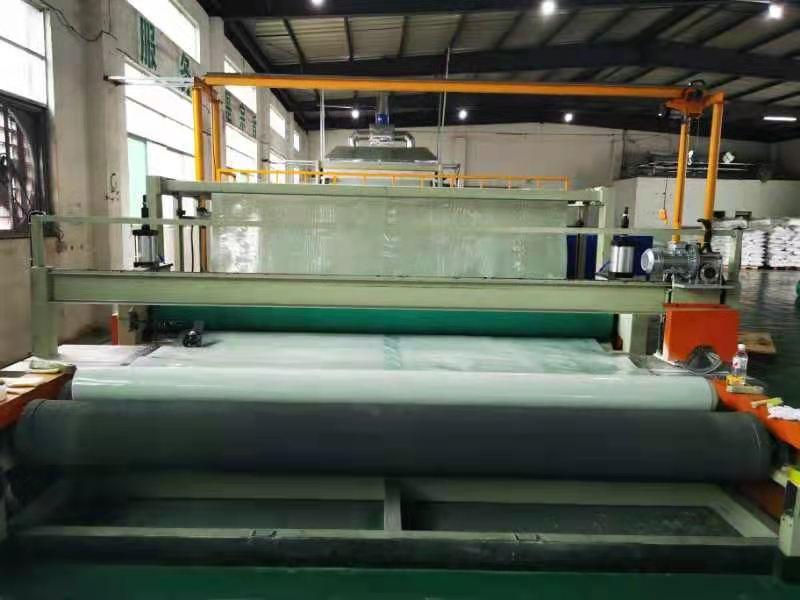防水板生产现场  防水板生产 第4张